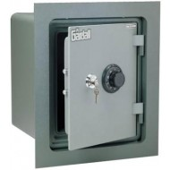 "Gardall WMS129-G-CK Insulated Wall Safe with Flange and UL One Hour Fire Rated and ""Key and Combination"" Lock"