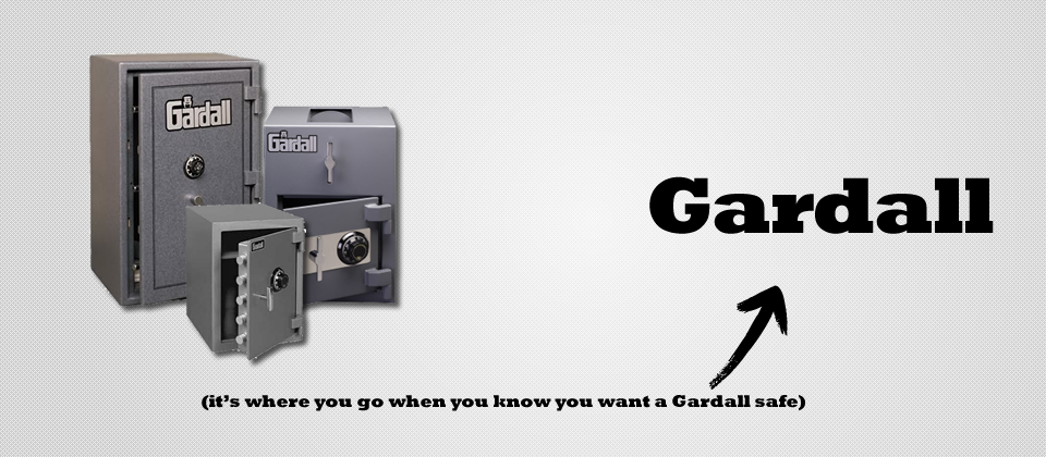 GardallSafeStore.com - where you go when you know you want a Gardall Safe